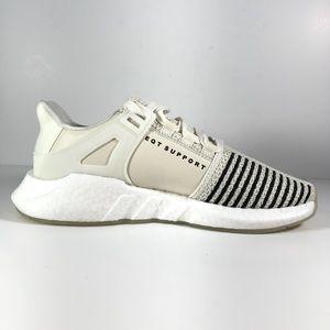 "adidas Shoes - Adidas EQT Support 93-17 Boost ""Cream"" BZ0586 c705ca49a30c"